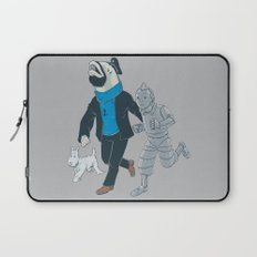 The Literal Adventures of... Laptop Sleeve
