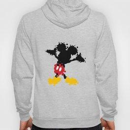 Mickey Mouse Paint Splat Magic Hoody