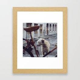 Haggis Framed Art Print
