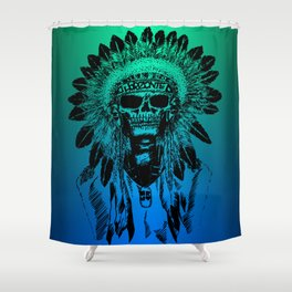 THE CHIEF Shower Curtain