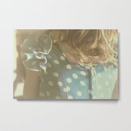 Carlotta's Youth Metal Print