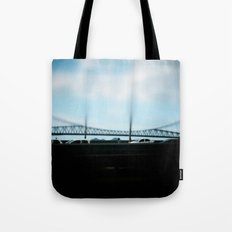 oil sight glass Tote Bag