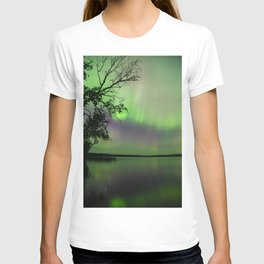 Lights on the water T-shirt