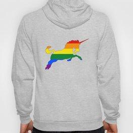 Rainbow Unicorn Hoody