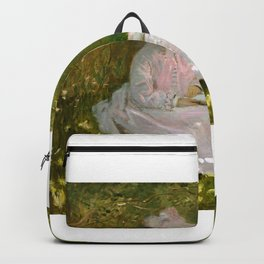 Springtime by Monet Backpack