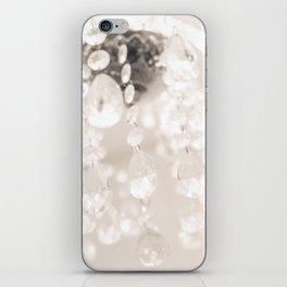 Crystals II iPhone Skin