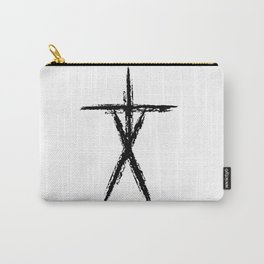Blair Witch Stick Figure Carry-All Pouch