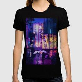 Tokyo Nights / Valentines Day / Liam Wong T-shirt