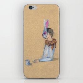 Alle Macht dem Kaninchen iPhone Skin