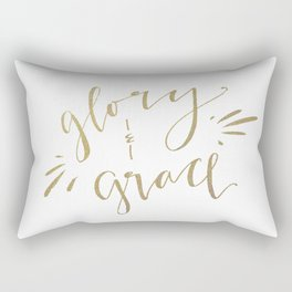 Glory and Grace Rectangular Pillow