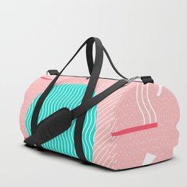 Memphis Summer Splash Duffle Bag