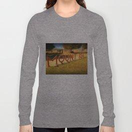 Sure...I'd Mount Isa Long Sleeve T-shirt