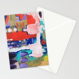 Wine with Supper Stationery Cards