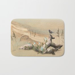 Beach Oasis Bath Mat