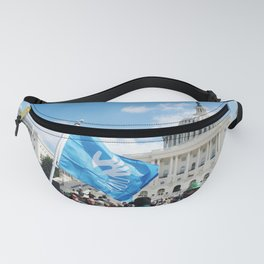 Deaf Grassroots Movement Fanny Pack