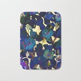 Daffodil Blue Bath Mat