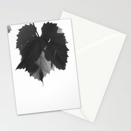 Untitled (Vine leaf you idiot) Stationery Cards