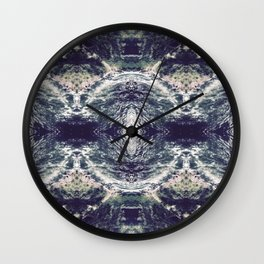 Cool Waters - Lakeforest Wall Clock