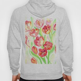 Mothers Day Tulips Hoody