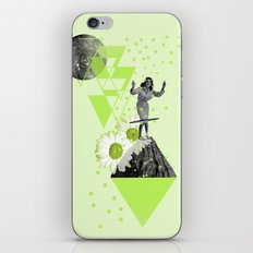 HULA HOOP iPhone & iPod Skin
