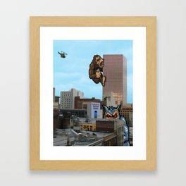Day 40 Framed Art Print