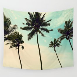 The sky's the limit Wall Tapestry