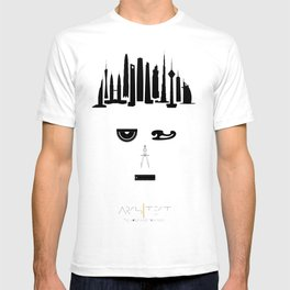 the world inside your head | Architect T-shirt