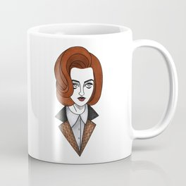 dana scully Coffee Mug