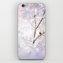Water-colour Spring #2 iPhone Skin