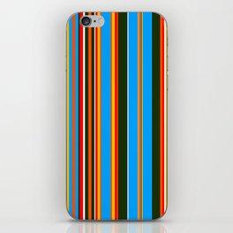 Stripes-014 iPhone Skin