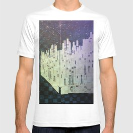 On The Spatial Grid T-shirt