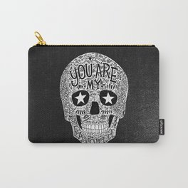 you are my favorite Carry-All Pouch