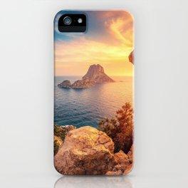 Ibiza, Spain iPhone Case