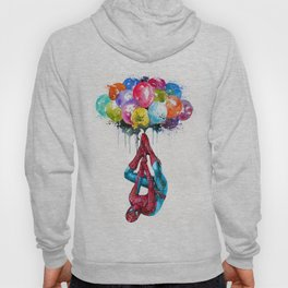 Flying Superhero Hoody