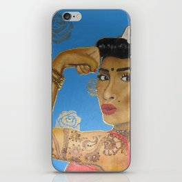 Riveter iPhone Skin
