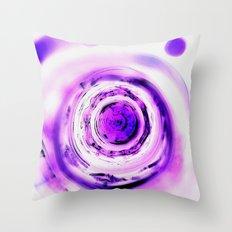 Macro_Exp Throw Pillow