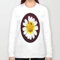 ladybug Long Sleeve T-shirts featuring Ladybug by E White