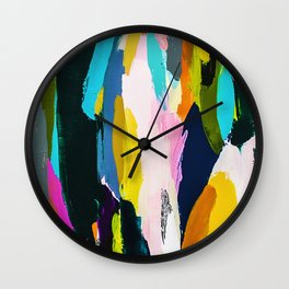 Time and again Wall Clock