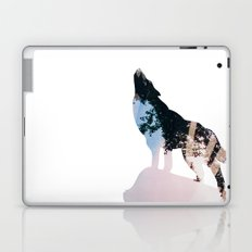 Wolf. Laptop & iPad Skin