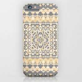 Melodies of Time iPhone Case