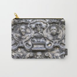 Guards Of The Tomb Carry-All Pouch