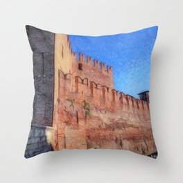 OldCastle Verona Throw Pillow