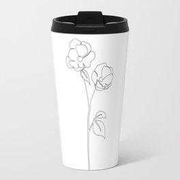 Blossom Out Travel Mug