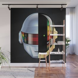 Daft Punk - Discovery variant Wall Mural
