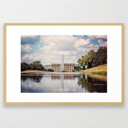 Pemberly Framed Art Print