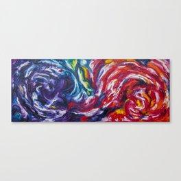 Dichotomy Canvas Print