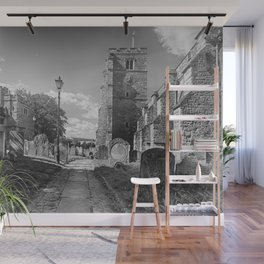 All Saints Church and Collegiate Buildings Wall Mural