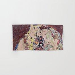 THE VIRGINS - GUSTAV KLIMT Hand & Bath Towel