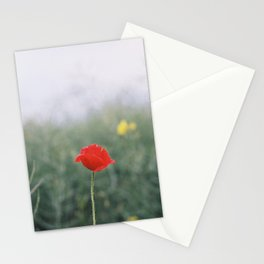 Mohnblume Stationery Cards