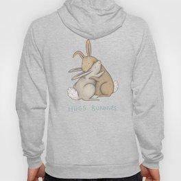 Hugs Bunnies Hoody